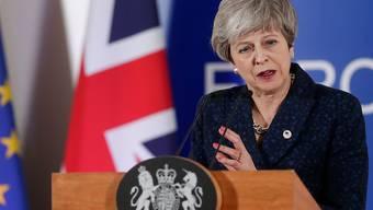 Die Forderungen nach einem Rücktritt der britischen Premierministerin Theresa May werden immer lauter - es soll sogar einen Putsch gegen sie in London gegeben haben.
