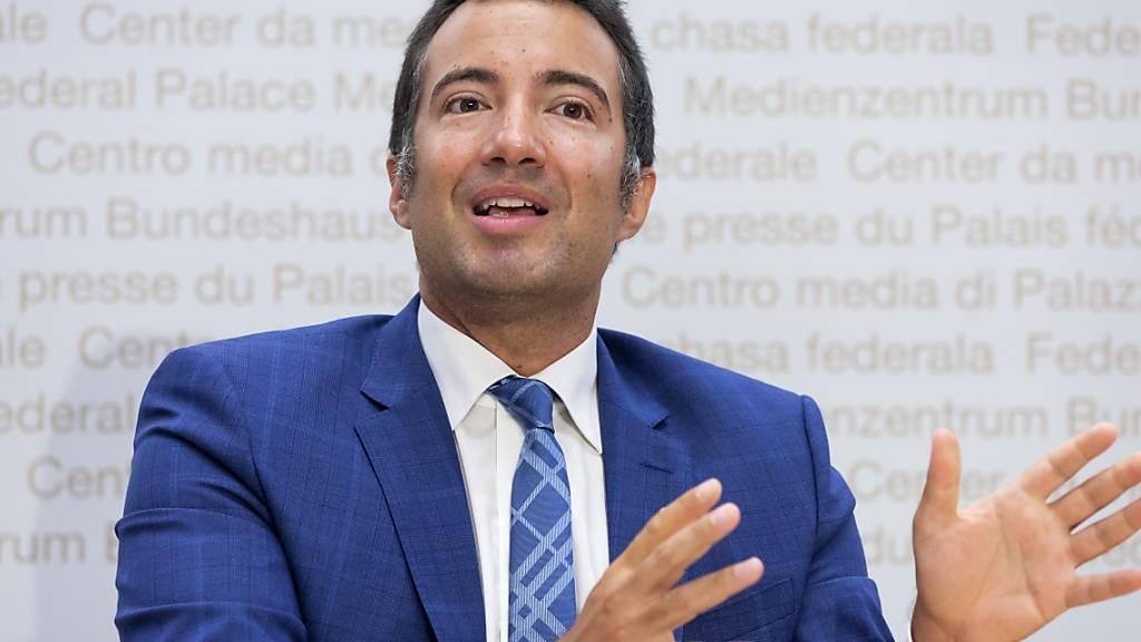 Breite Parteien-Allianz wirbt für ein Nein zur Justizinitiative