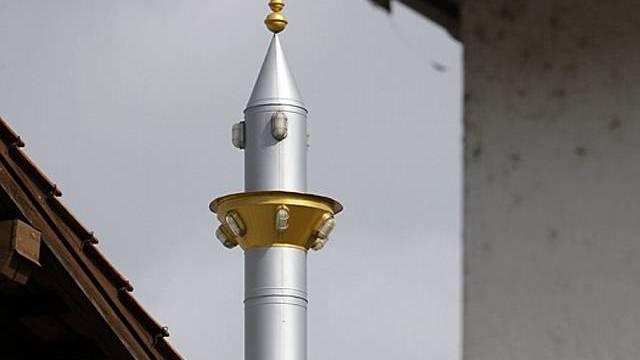 Minarett-Frage spaltet das Volk (Archiv)