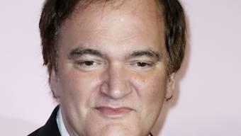Feiert mit seinem neusten Werk in Cannes Premiere: Kultregisseur Quentin Tarantino. (Archivbild)