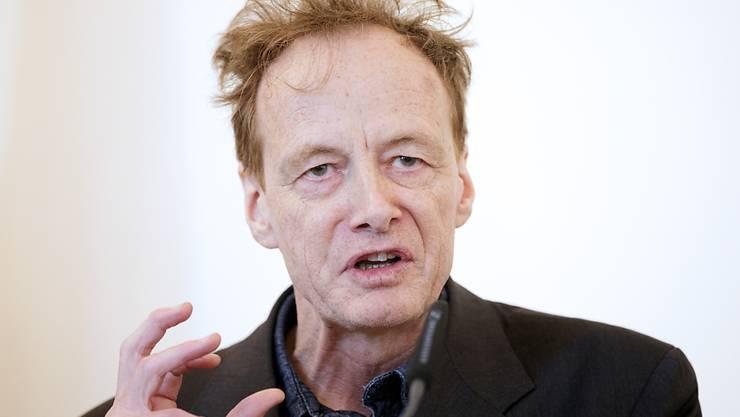Der Schweizer Komponist Beat Furrer erhält in diesem Jahr den Ernst von Siemens Musikpreis. (Archivbild)