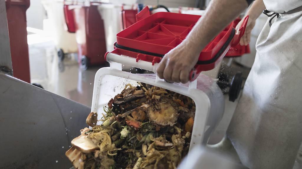 Food Waste belastet Umwelt und Portemonnaie