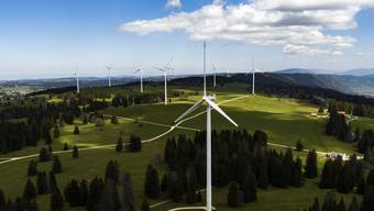 Ein Pfeiler der Erneuerbaren Energien ist die Windenergie.