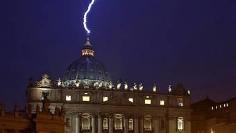 Zehn Vertreter der Kreisschule Laufenburg reisten während der Schulzeit nach Rom – das erzürnte einen Vater. (im Bild: der Petersdom)