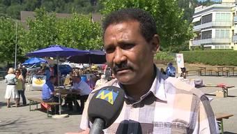 Sie sind die schwarzen Schafe unter den Asylsuchenden. Eritreer sollen die Arbeit scheuen und seien nicht integrierbar. Was sagen sie selbst dazu?