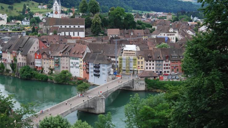 In Laufenburg wird am 27.November ein neuer Stadtrat gewählt. Archiv