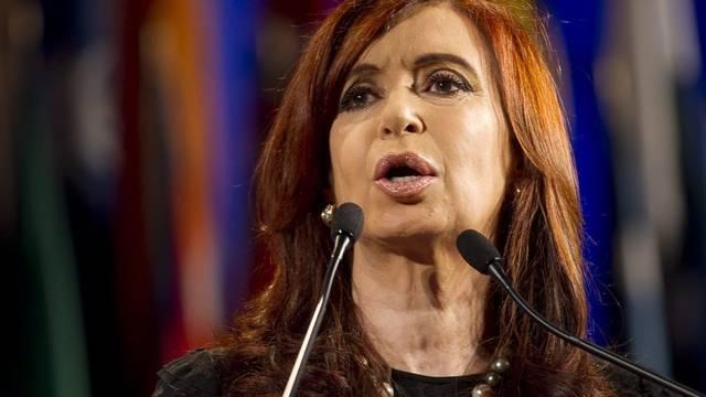 Cristina Kirchner: Die Krebsdiagnose erwies sich als falsch (Archiv)