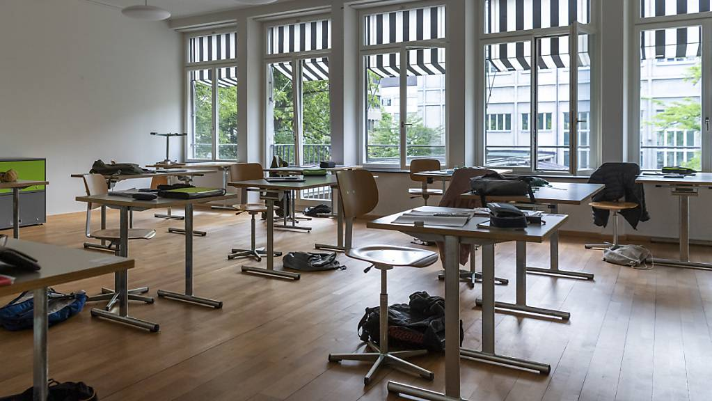 Wegen eines Schülerstreichs musste eine ganze Schulklasse des Basler Gymnasiums Kirschgarten in Quarantäne.