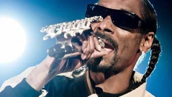 Rapper Snoop Dogg hat ein ärztliches Rezept für Marihuana erwischt