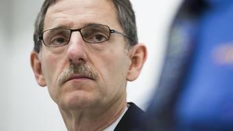 Der Zürcher Sicherheitsdirektor Mario Fehr (SP) (Archivbild)