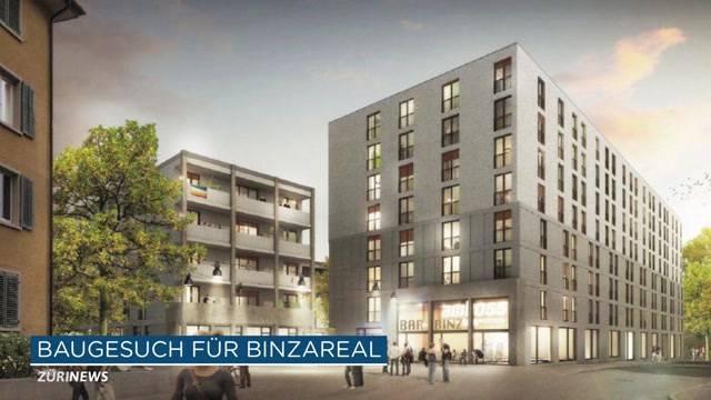 Baugesuch für Binz-Areal eingereicht