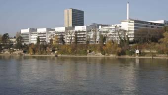 Roche in Basel