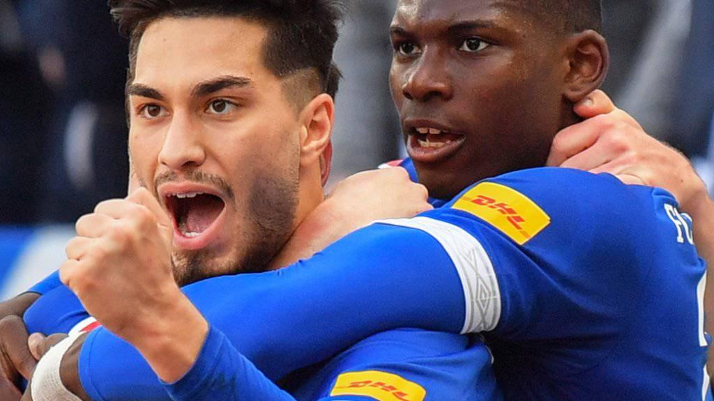 Schalke 04 mit Suat Serdar und Breel Embolo kehrten in Hannover zum Siegen zurück