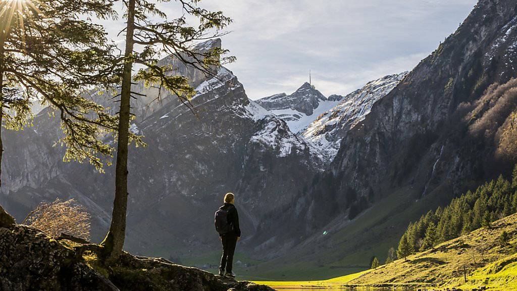 Der Oktober war in der Schweiz nicht nur golden, sondern auch überdurchschnittlich warm und an einigen Orten deutlich zu trocken. (Archivbild)