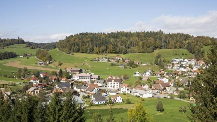 Auch durch Bottenwil werden wir auf unserer Abendwanderung durch das Ürketal kommen.