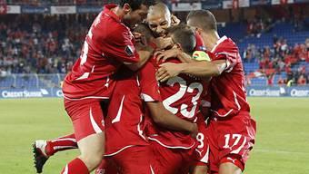Die Schweiz sichert sich drei Punkte gegen Bulgarien
