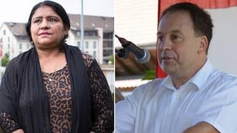 Erlinsbachs Gemeindepräsident und SVP-Grossrat Markus Lüthy will den Entscheid der Regierung, dass Aisha Mohammad nun eingebürgert ist, nicht einfach so hinnehmen und reicht eine Interpellation ein.