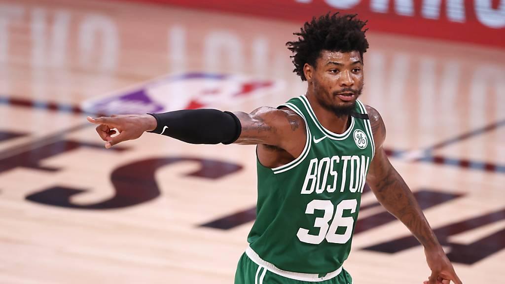 Boston verkürzt gegen Miami auf 1:2