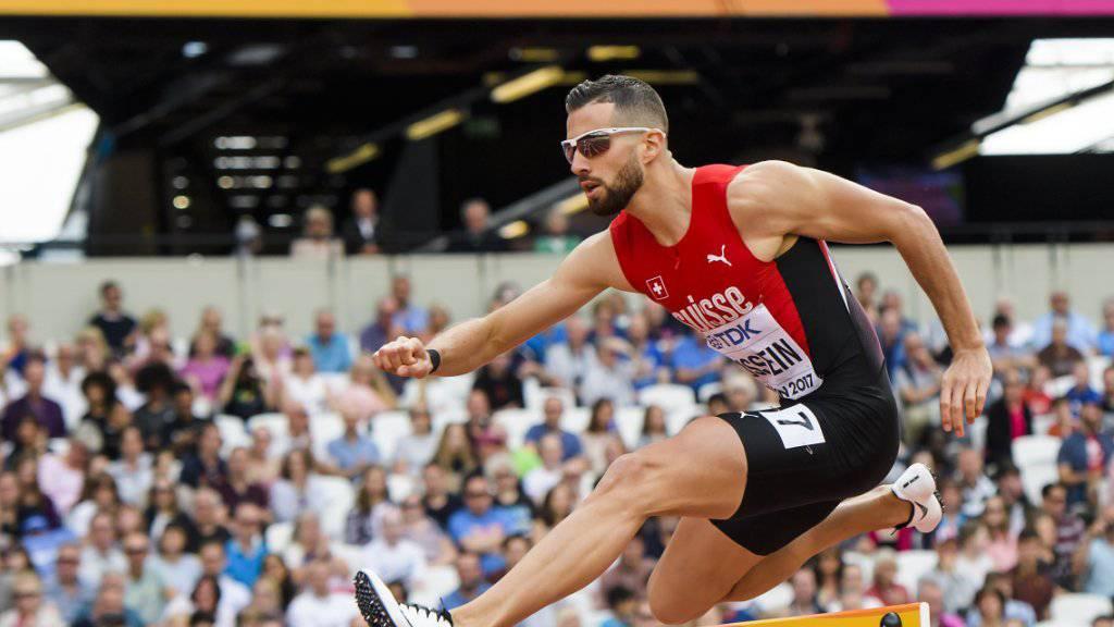 Kariem Hussein zog erstmals in seiner Karriere an weltweiten Titelkämpfen in den Final ein