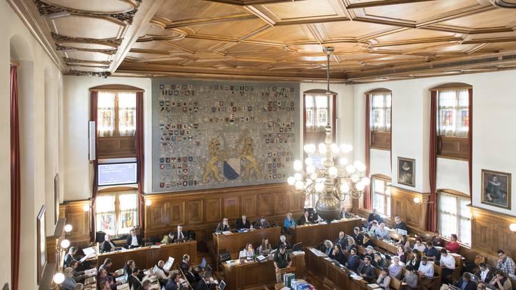 Absender der Behördeninitiative ist der Gemeinderat Zürich. (Symbolbild)