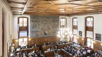 Da die FDP keine Unterstützung von anderen Parteien erhielt, lehnte der Gemeinderat den Globalbudgetantrag ab. (Archivbild)