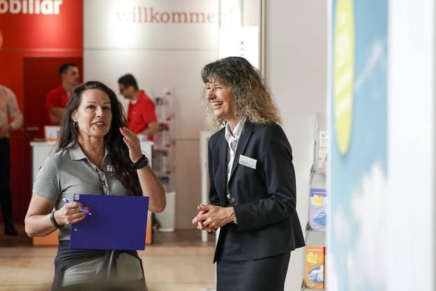 Eröffnung der Gewerbeausstellung Siggenthal in Obersiggenthal - Impressionen.