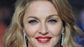 Schon wieder Opfer von Datenklau geworden: Madonna (Archiv)