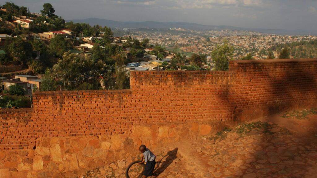 Ruandas Hauptstadt Kigali ist 2025 Schauplatz der ersten Strassen-WM in Afrika