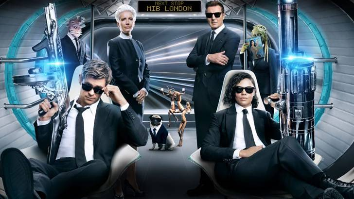 «Men In Black: International»
