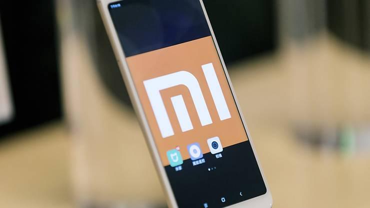 Xiaomi will bei dem geplantem Börsengang offenbar bis zu 6 Milliarden Dollar einnehmen. (Archiv)