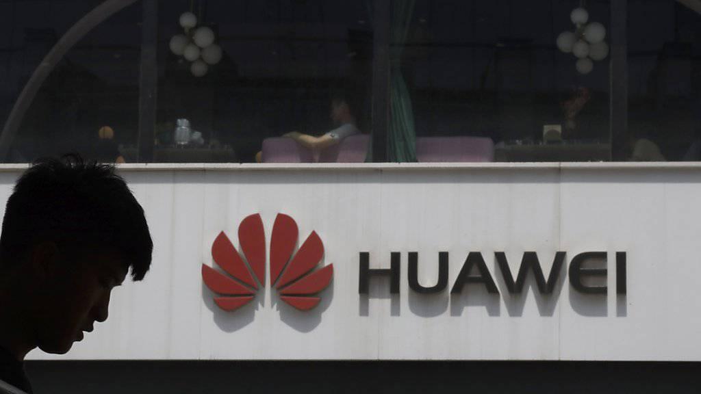 Huawei: Können Android in Smartphones schon jetzt ersetzen. (Archiv)