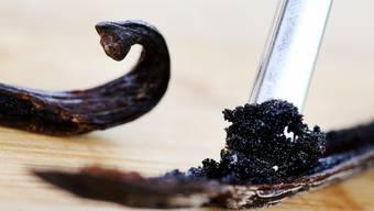 Wegen eines Nachfrageschwunds wird Vanille nach jahrelangem Preisauftrieb wieder erschwinglicher. (Symbolbild)