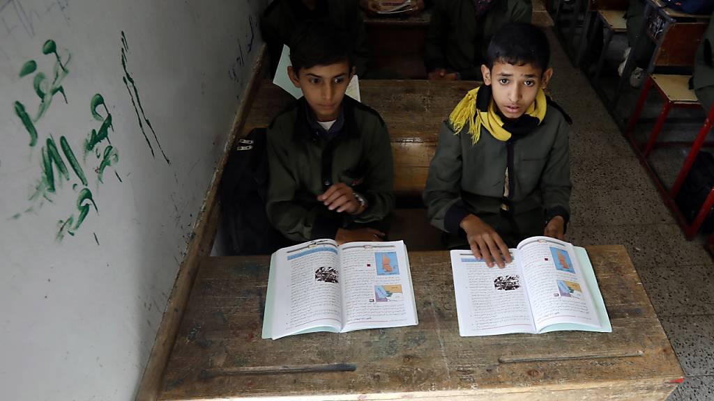 Studie: Mentale Probleme bei Kindern in Bürgerkriegsland Jemen