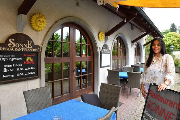 «Ich sammelte meine ersten Erfahrungen im Restaurant meiner Eltern in Rimini», sagt die 26-Jährige.