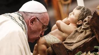 Wenn Weihnachten und Neujahr im Vatikan vorbei sind, fängt in anderen Ländern das Feiern erst richtig an. (Symbolbild)