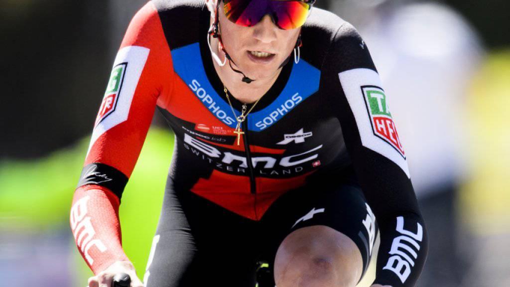 Tom Bohli im April an der Tour de Romandie im Einsatz