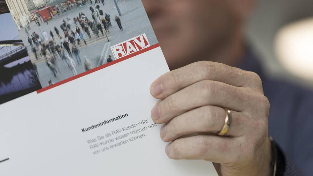 In der Schweiz gibt es weniger Arbeitslose. (Symbolbild)