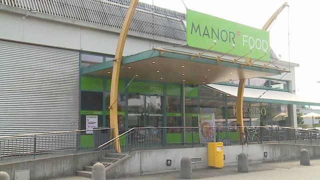 Manor Food Markt in Solothurn schliesst für immer