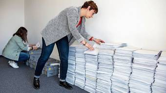 Mit 1,9 Millionen bewilligten Gesuchen hat die Kurzarbeit Ende April einen Rekordstand erreicht.