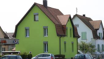 Tatort am 31. Juli 1993: Das Wohnhaus des ermordeten 80-Jährigen in Dulliken