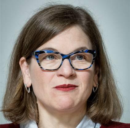 Stadträtin Franziska Graf hat das Reglement durchgebracht. Chris Iseli