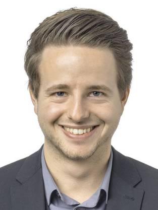 Philipp Eng, Präsident Jungfreisinnige Kanton Solothurn: «Frauen zu einer Kandidatur zu überreden und dafür engagierte Kandidaten zu verdrängen, wäre kontraproduktiv gewesen.»