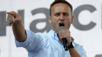 Alexej Navalny kritisierte immer wieder den Kreml.