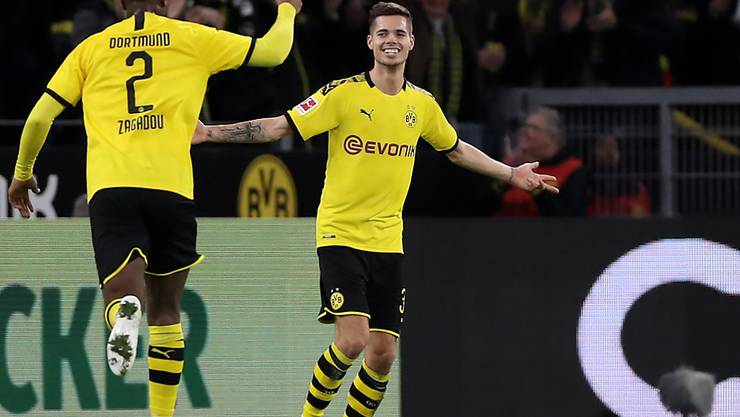 Julian Weigl verabschiedet sich nach vier Jahren aus Dortmund und wechselt nach Portugal