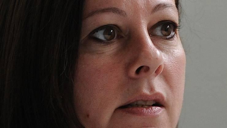FDP-Parteipräsidentin Christine Pezzetta-Frey