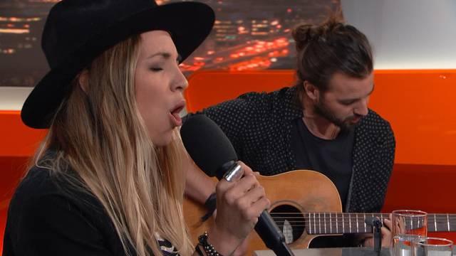 TalkTäglich: Die Aargauer Geschwister Corinne und Stefan Gfeller alias «ZiBBZ» sind die Schweizer Hoffnung am Eurovision Song Contest 2018 in Lissabon.