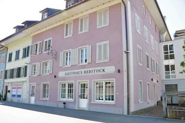 Das Traditionslokal befindet sich mitten im Klingnauer Städtchen und ist 120 Quadratmeter gross.