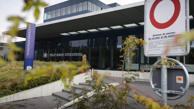 Der internationale Hauptsitz von Philip Morris in Lausanne – von hier wird der Konzern umgebaut und sollen Stellen in der Schweiz abgebaut werden.