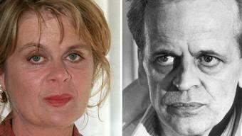 Pola und Klaus Kinski (Archiv)