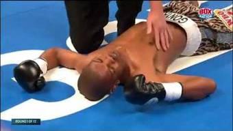 Der Südafrikaner schlug seinen Landsmann Siboniso Gonya im WM-Kampf bis 53,5 kg in Belfast/Nordirland nach elf Sekunden K.o. und verteidigte seinen WBO-Gürtel.
